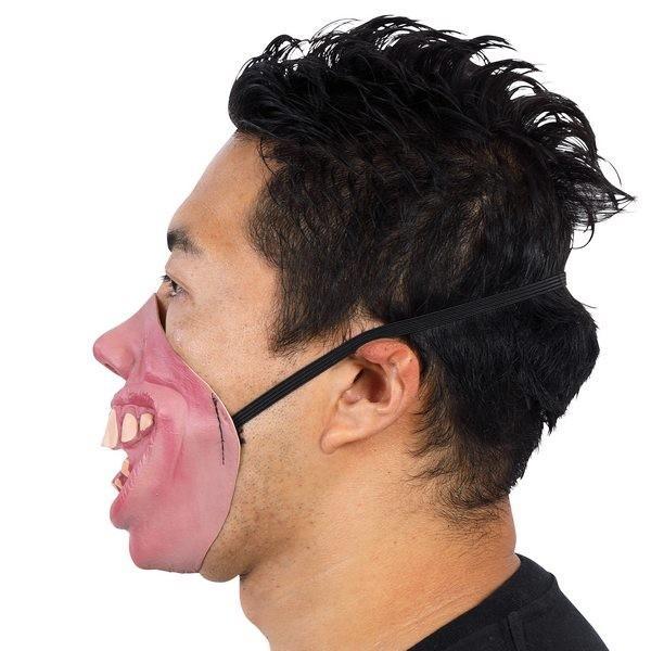 おもしろ マスク 中国 中国のおもしろ日焼け止めマスクがバカ売れ!装着するだけで海辺の人気者!? |