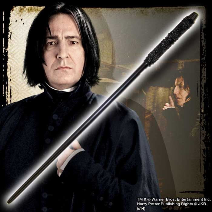 セブルス・スネイプの杖 Severus Snape Wand ハリーポッター公式グッズ|magicnight
