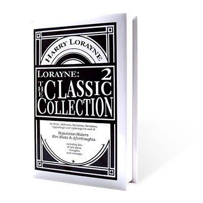 手品 マジック 書籍 Lorayne: The Classic Collection Vol. 2 by Harry Loryane ハリーロレンの本