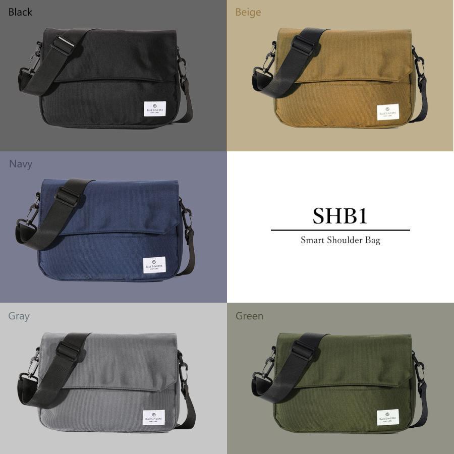 本日限定5%OFF 1位獲得 ショルダーバッグ メンズ 斜めがけバッグ ブランド カジュアル スキミング防止 ポイント消化 SHB-1|magokoroya-yahuu|19