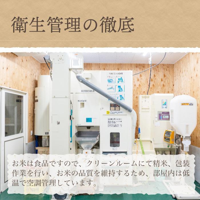 コシヒカリ 有機栽培米 無農薬 玄米 5Kg 新潟県産 こしひかり お米 magosaku-food 07