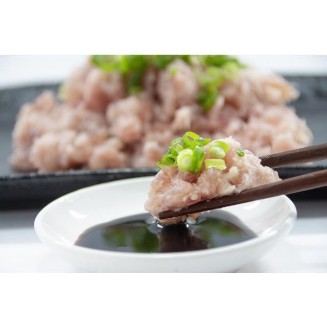 お中元 海鮮 ギフト プレゼント ネギトロ丼 ネギトロ 500g 約5人前 マグロ お取り寄せ まぐろ 鮪 送料無料|maguro441|02