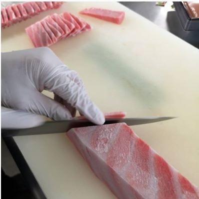 まぐろ マグロ 鮪 本マグロ 大トロ スライス 100g 1〜2人前 寿司 刺身 簡単 カット済 解凍するだけ maguro441 12
