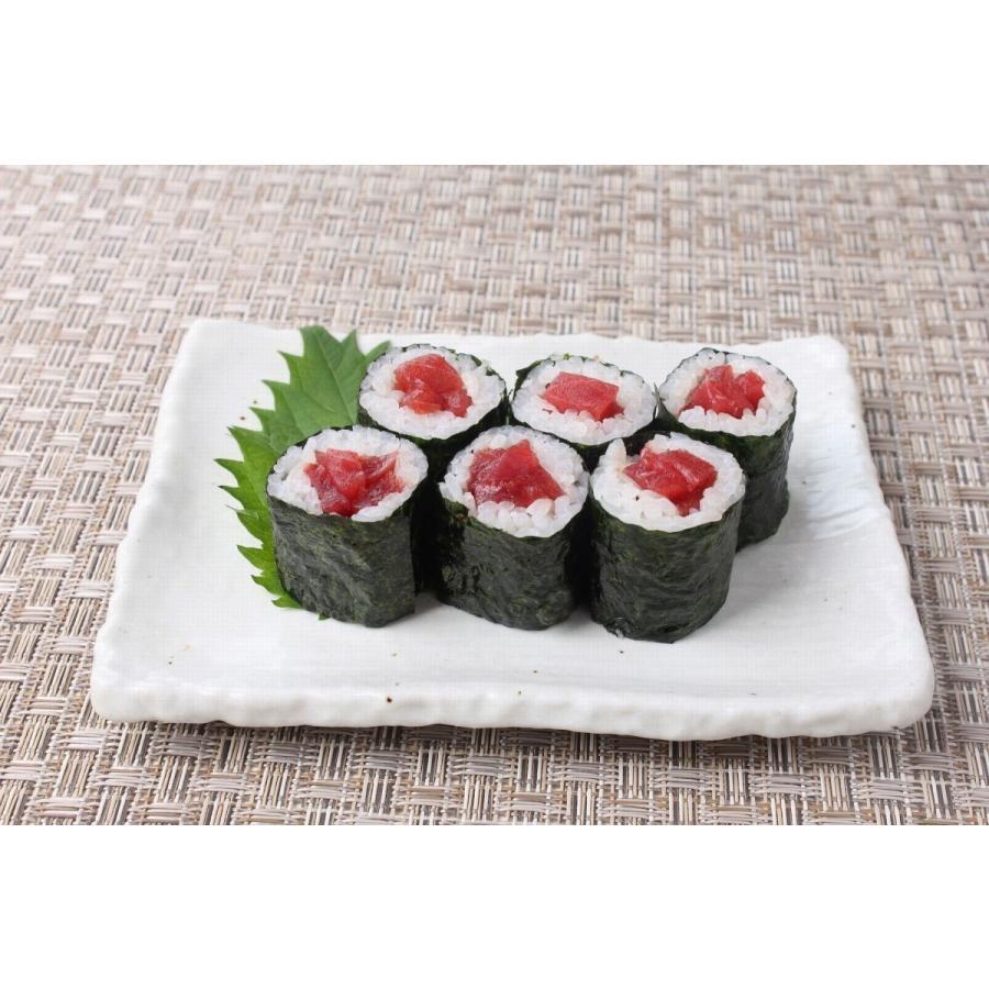 まぐろ マグロ 鮪 本マグロ 赤身 スライス 100g 1〜2人前 寿司 刺身 簡単 カット済 解凍するだけ|maguro441|04