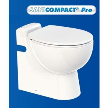 排水圧送粉砕ポンプ一体型トイレ SFA C11LV-100 サニコンパクトプロ 普通便座モデル [·■]