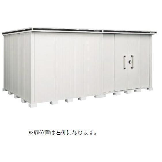 ヨド物置 エルモ LMD-5129HR 間口5m13cm ×奥行2m92cm 背高Hタイプ 一般型 引き分け戸タイプ 扉位置右側 [♪▲]
