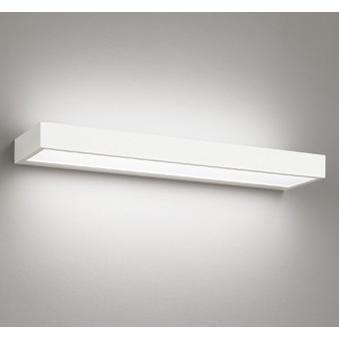 オーデリック OB255243 ブラケットライト LED一体型 非調光 昼白色 上下配光 上下配光 オフホワイト [(^^)]