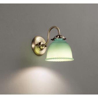 オーデリック OB255270WD(ランプ別梱) ブラケットライト LEDランプ 非調光 温白色 ジェード色 ジェード色 ジェード色 [(^^)] 8ea