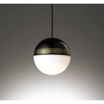 オーデリック OP252670NC(ランプ別梱) ペンダントライト LEDランプ 連続調光 昼白色 調光器別売 プラグタイプ プラグタイプ プラグタイプ 陶器/黒色 [(^^)] 3ca