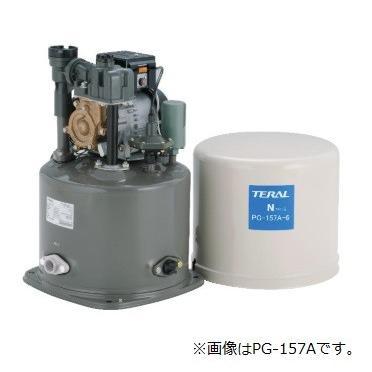 テラル(旧ナショナル) 浅井戸用圧力タンク式ポンプ(60Hz) 単相100V 80W(旧型番 PG-85A)【PG-87A-6】