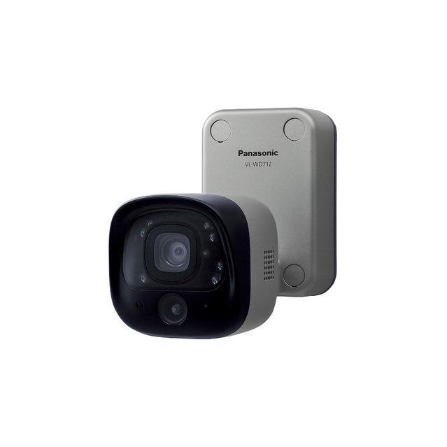 インターホン パナソニック VL-WD712K センサー付屋外ワイヤレスカメラ(電源コード式) システムアップ別売品 [■]