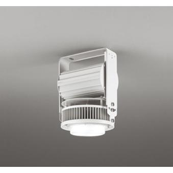 オーデリック XL501021W 高天井用ベースライト LED一体型 非調光 昼白色 電源内蔵型 直付タイプ ホワイト [(^^)]