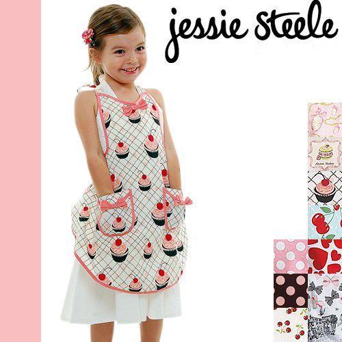 ジェシースティール エプロン 子供 キッズ 人気 おしゃれ ブランド Jessie Steele Apron|maido-selection