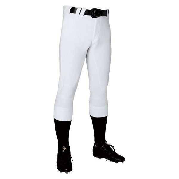 送料無料 デサント(DESCENTE) ユニフィットパンツプラス レギュラーフィットパンツ (野球) DB1119P Sホワイト XO