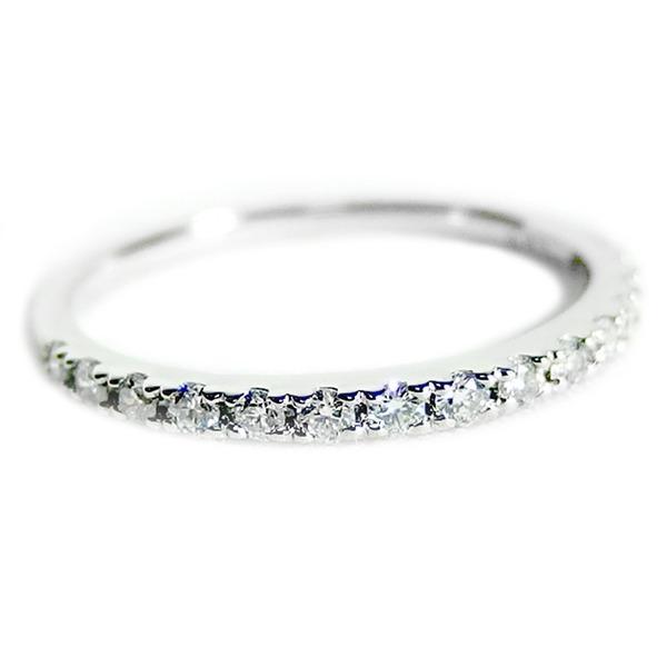 最新デザインの 送料無料 ダイヤモンド リング ハーフエタニティ 0.2ct 11.5号 プラチナ Pt900 0.2カラット エタニティリング 指輪 鑑別カード付き, MASUTANI b7cafa9d