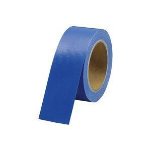 送料無料 (業務用100セット) ジョインテックス カラー布テープ青 1巻 B340J-B