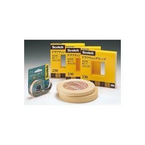 送料無料 (業務用50セット) スリーエム 3M ドラフティングテープ 230-3-12 12×30m 12×30m 12×30m 273
