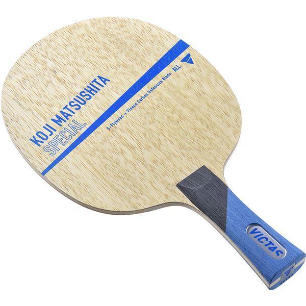 送料無料 VICTAS(ヴィクタス) 卓球ラケット VICTAS KOJI MATSUSHITA SPECIAL FL 28304