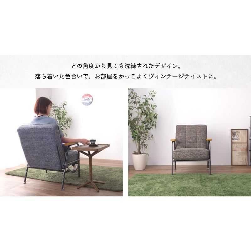 ソファ ソファー 一人掛け おしゃれ 安い 1人掛け sofa リクライニング|maisonplus|04