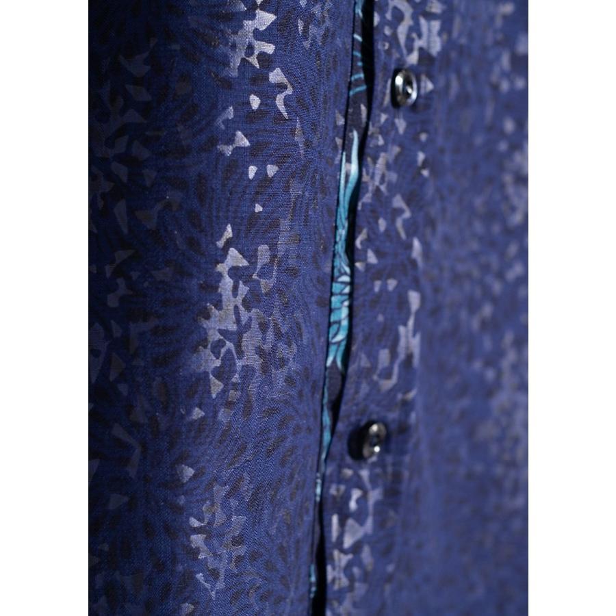 かりゆしウェア シャツ 結婚式 メンズ 半袖 ボタンダウン 大きいサイズ 沖縄 アロハシャツ ギフト プレゼント 国産 フェニックス煌 majun 14