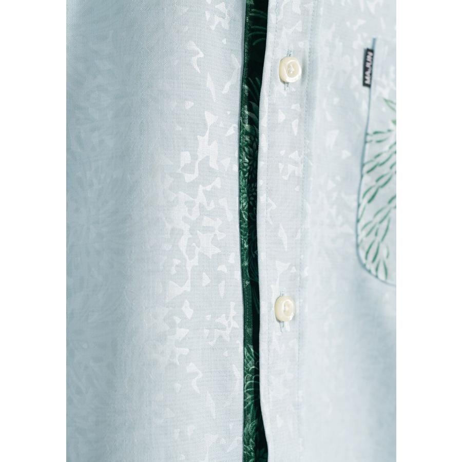 かりゆしウェア シャツ 結婚式 メンズ 半袖 ボタンダウン 大きいサイズ 沖縄 アロハシャツ ギフト プレゼント 国産 フェニックス煌 majun 17
