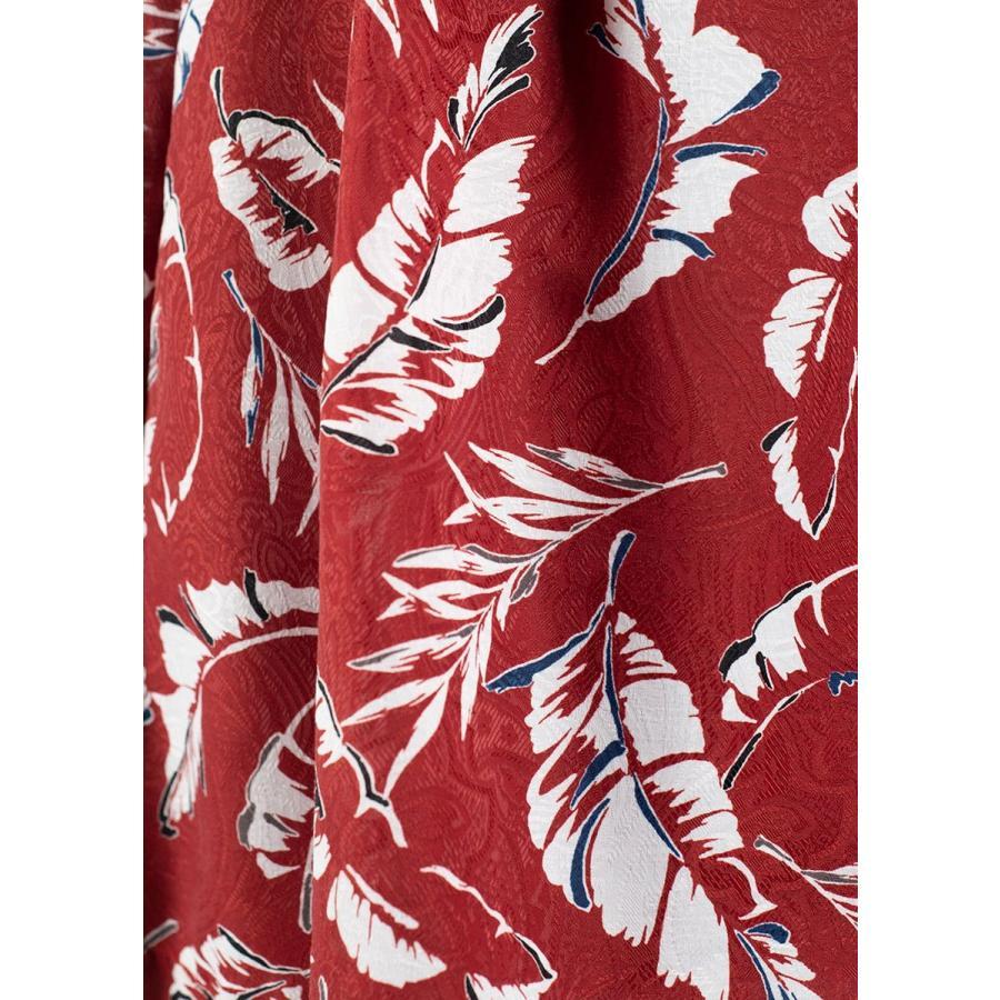 かりゆしウェア 沖縄 アロハシャツ MAJUN マジュン かりゆし 結婚式 レディーススペシャルエディション スカート イータブルプラント(スカート) majun 11