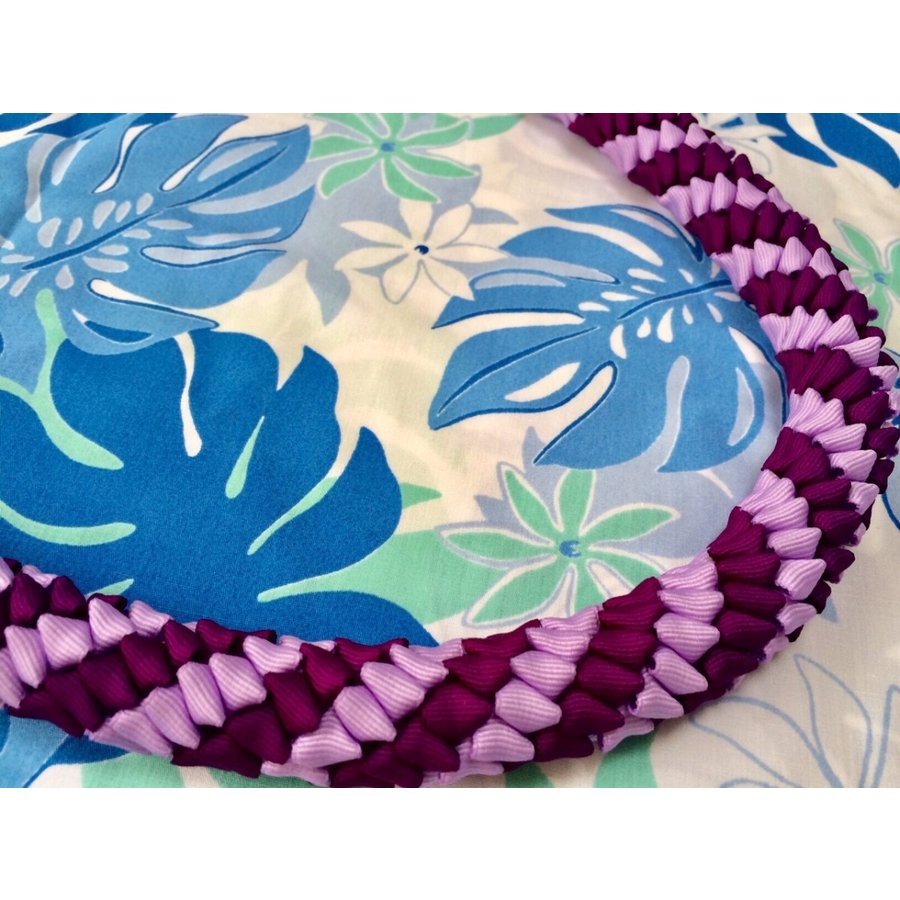 ハワイアンリボンレイ【インストラクターコース初級講座12作品】 makana-aloha 06