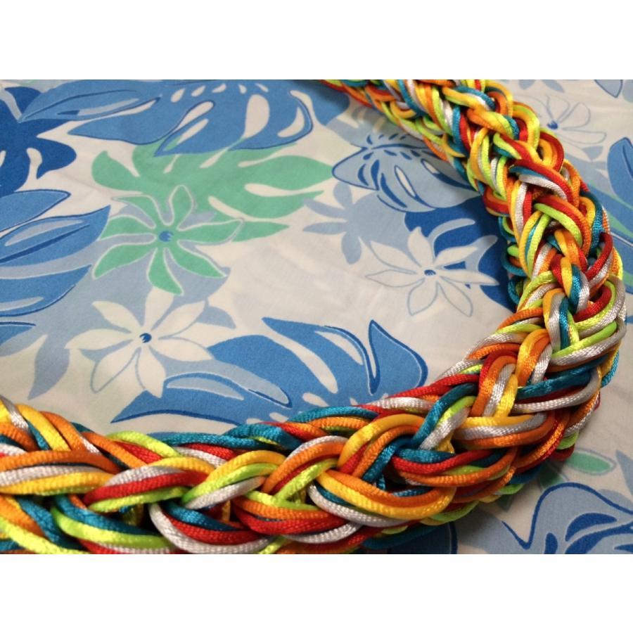 ハワイアンリボンレイ【インストラクターコース初級講座12作品】 makana-aloha 07