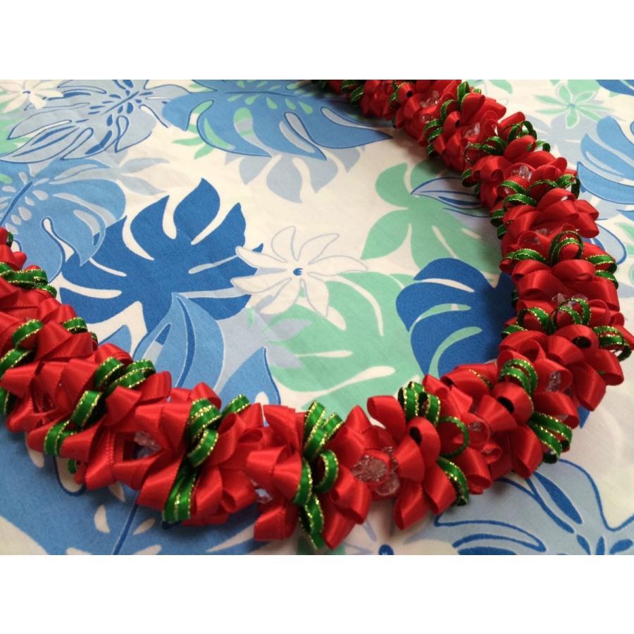 ハワイアンリボンレイ【インストラクターコース初級講座12作品】 makana-aloha 08