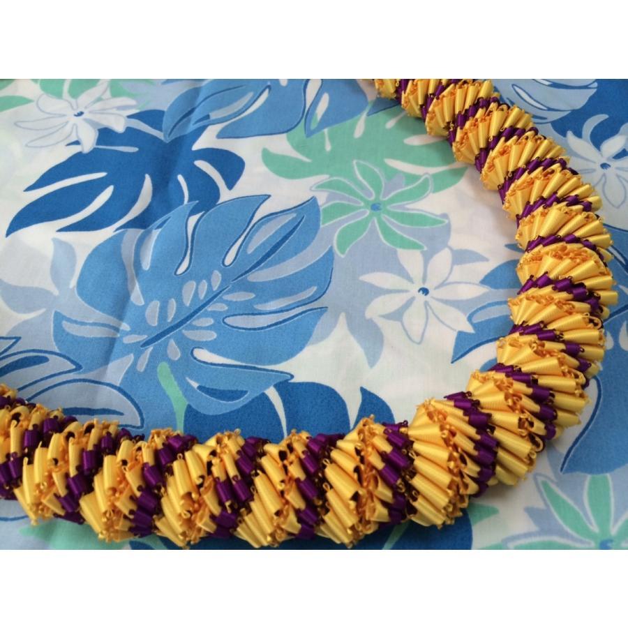 ハワイアンリボンレイ【インストラクターコース初級講座12作品】 makana-aloha 09