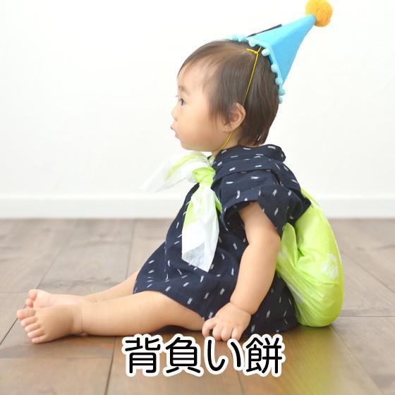 おいしい誕生餅 白のみ1升 わらじ・風呂敷付|makiba-mochi|09