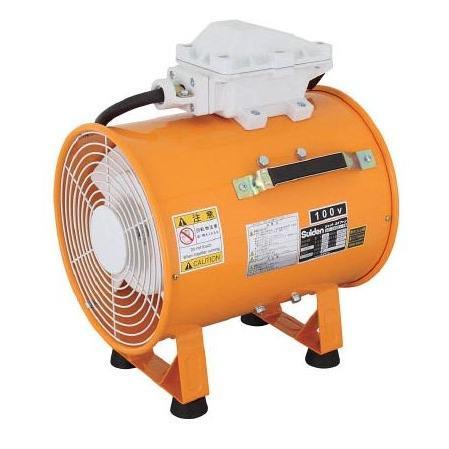 スイデン 耐圧防爆型送風機100V SJF−300D1−1M