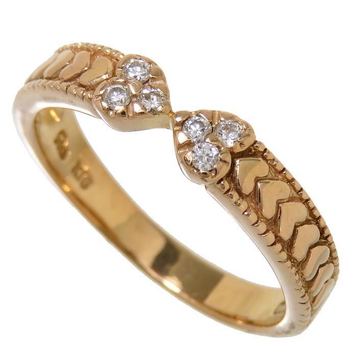 高品質の激安 12.5号STAR JEWELRY/スタージュエリー ダイヤモンド 計0.07ct リング・指輪 K18ゴールド 2.9g レディース, お米専門店 とよみや 1ecaee9f