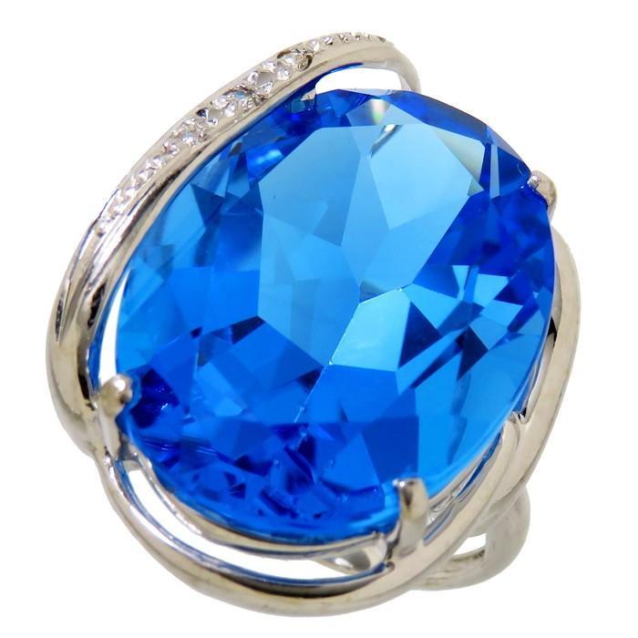 完璧 7.5号 ブルートパーズ ダイヤモンド 計0.03ct 10.0g リング 7.5号・指輪 K18WGホワイトゴールド 10.0g ダイヤモンド レディース, 街着屋 きもの遊び:75853229 --- airmodconsu.dominiotemporario.com