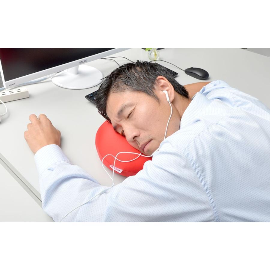 お昼寝枕 オフィス デスク 昼寝まくら おひるね MOGU クッション 昼寝 makura 11
