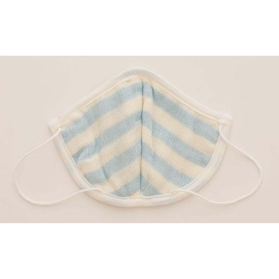 今治 タオル の マスク 大人用  3枚セット 潤い ガーゼ と タオル の優しい肌触り 洗える 布マスク makura 03