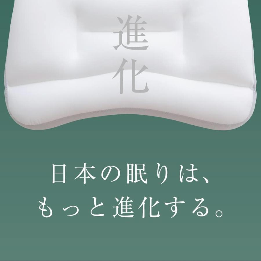 枕 まくら ピロー ギフト 2021 肩こり 王様の夢枕 2 洗える 快眠枕 化粧箱入り ギフト|makura|02