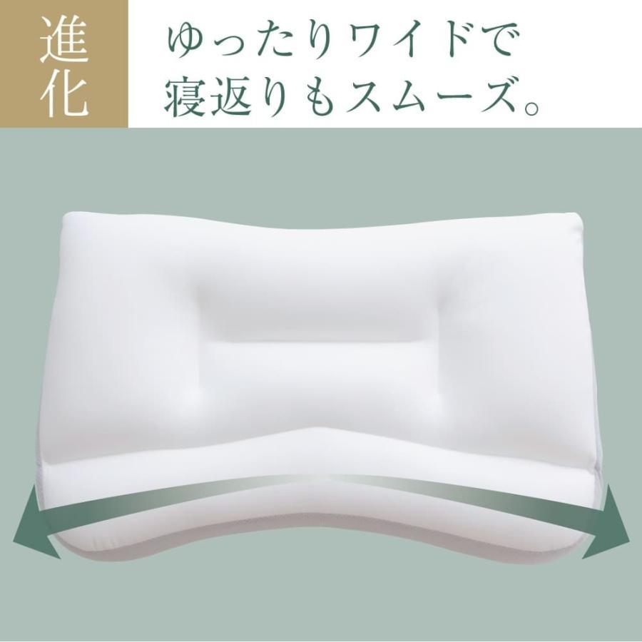 枕 まくら ピロー ギフト 2021 肩こり 王様の夢枕 2 洗える 快眠枕 化粧箱入り ギフト|makura|05