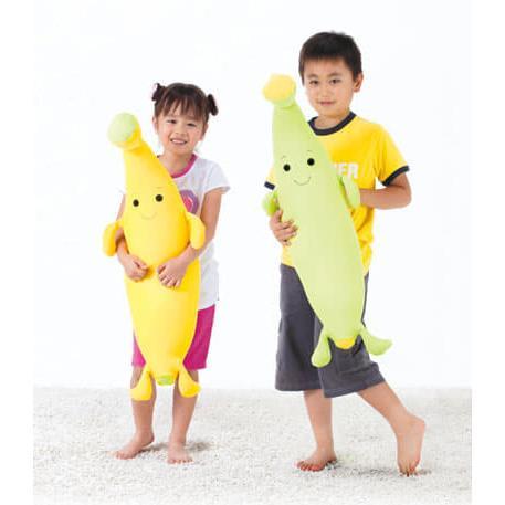 抱き枕 キャラクター バナナ ばなな MOGU モグ もぐっちバナナ makura 03