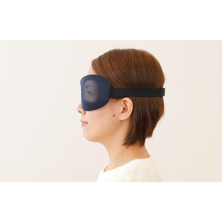 アイマスク 旅行用 遮光 3Dアイマスク 立体 仮眠 昼寝 アイピロー 安眠 飛行機 車|makura|04