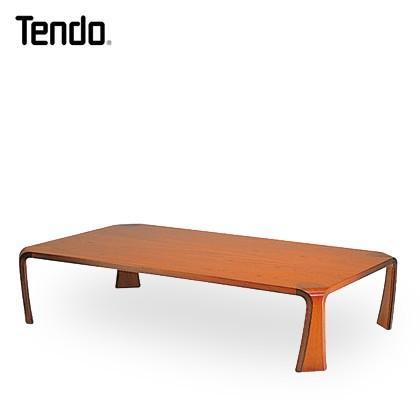 天童木工 座卓 ケヤキ板目KB色 幅150タイプ T-0373KY-KB