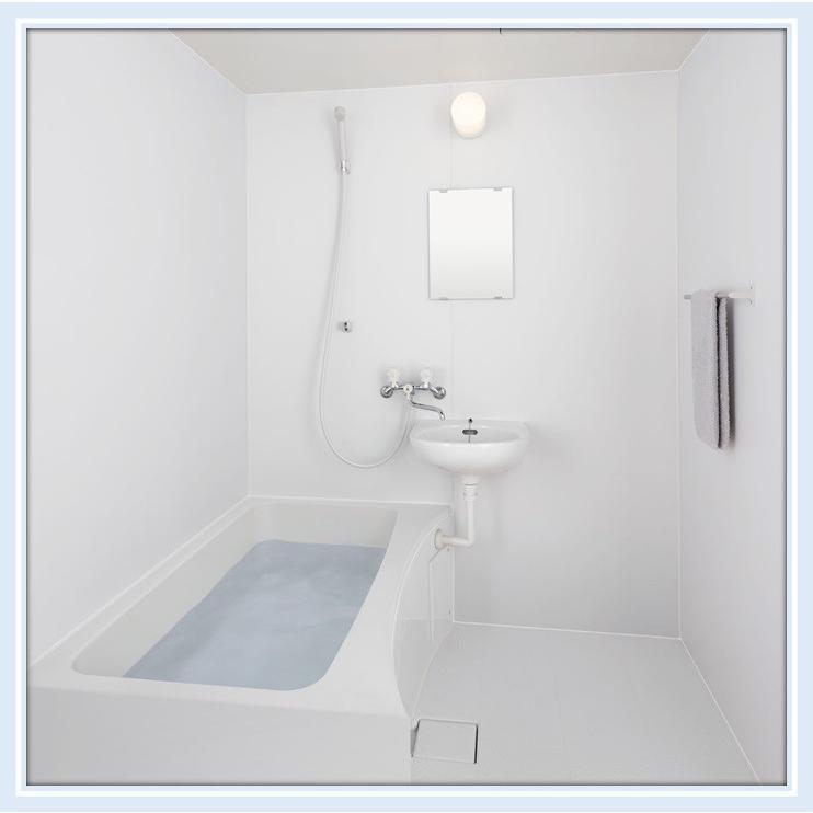 LIXIL INAX 集合住宅向けバスルーム(洗面器付き) BLW-1014LBE 送料無料