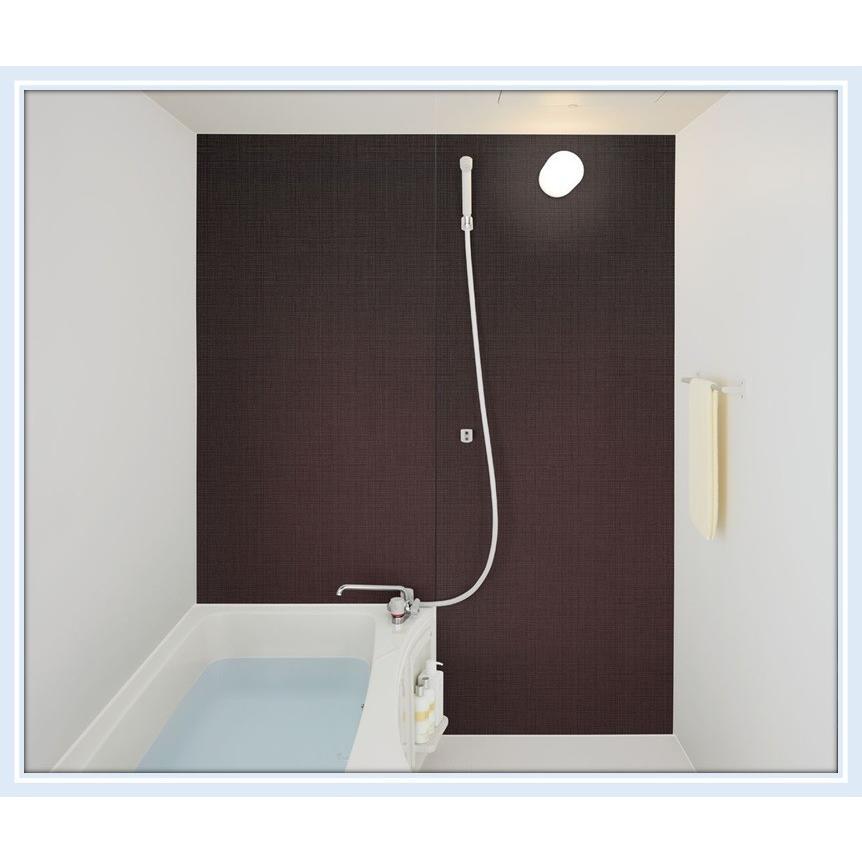 LIXIL INAX 集合住宅向けバスルーム BW-1014LBE(器具面アクセント張り) 送料無料