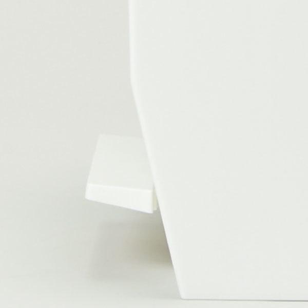 ゴミ箱  スリム おしゃれ キッチン 分別 約幅30cm 両開き フタ 45L 45Lリットル 日本製 カウンター下 収納 ( SOLOWペダルオープンツイン 45L 2個セット)|mamachi|08