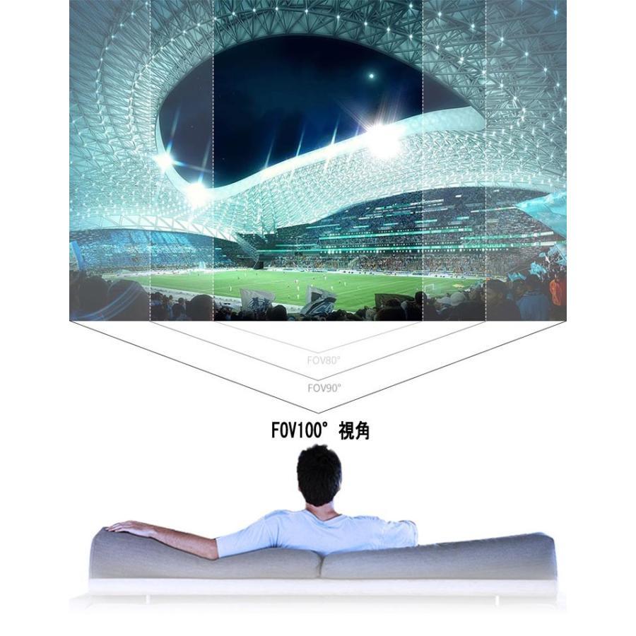 VRゴーグル ヘッドホン付き リモコン プレゼント スマホ用 iPhone Android|mamacon|05