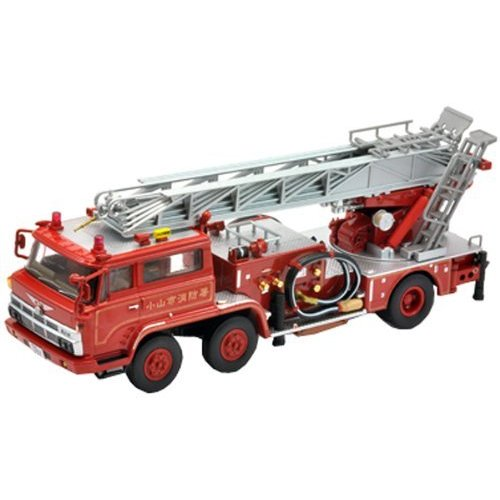 トミカリミテッドヴィンテージ NEO TLV-N24b 日野TC343型はしご付き消防車