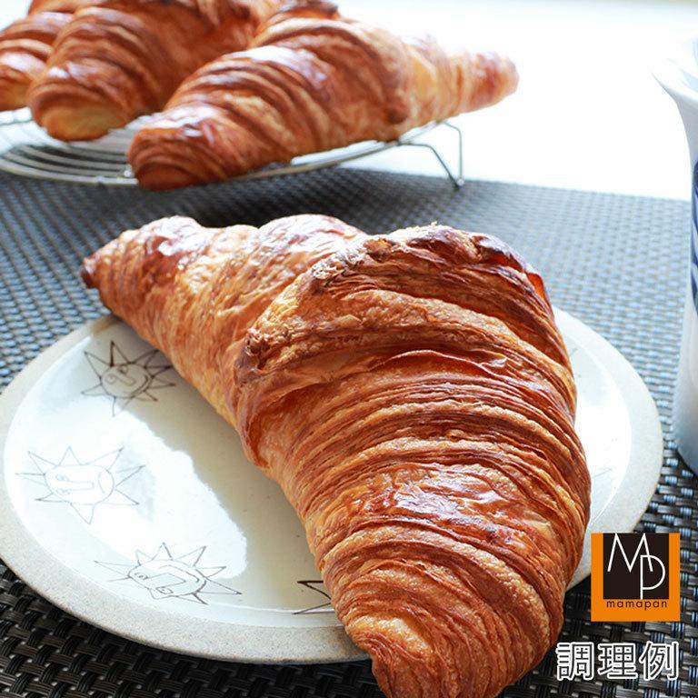 冷凍パン生地 バタークロワッサン フランス産 60g×10|mamapan|03