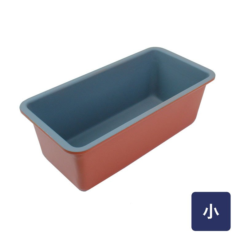 型 フッ素樹脂加工 パウンド型 小|mamapan