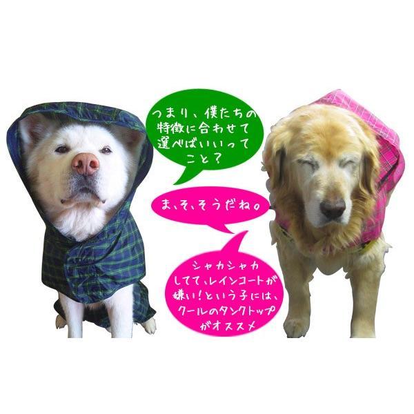 犬のレインコート 日本製! 超大型犬用レインコート(3Lサイズ) バーニーズサイズ  レターパック送料無料(代引き不可)|mamav|09