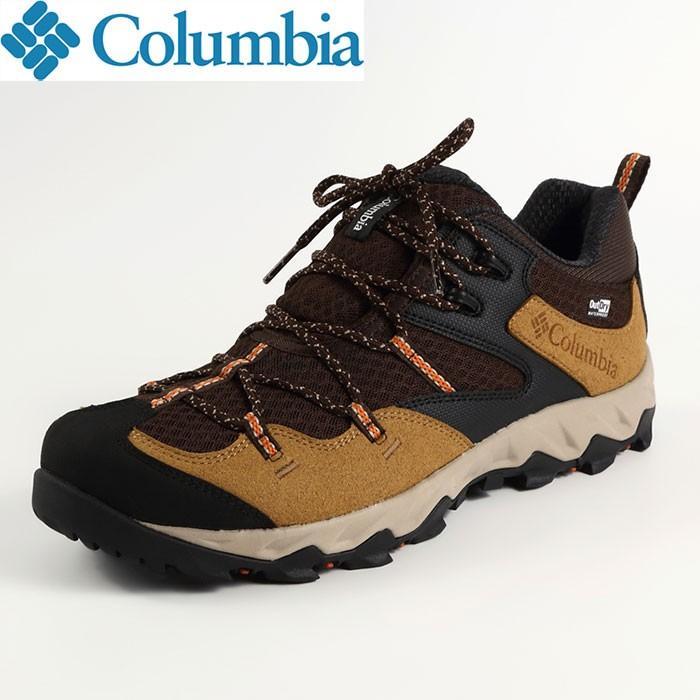 Columbia コロンビア SABER LO OUTDRY セイバー4ロウ アウトドライ 2019SS トレッキングシューズ (264):YM7462